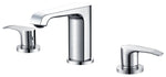 531497C 3-hole washbasin mixer