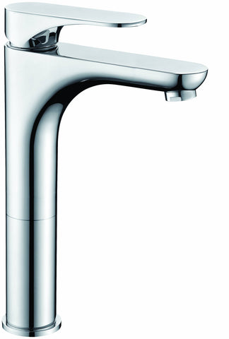 Single- Lever tall lavatory faucet