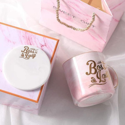 boss-lady-pink-marble-ceramic-coffee-cup-and-coasters