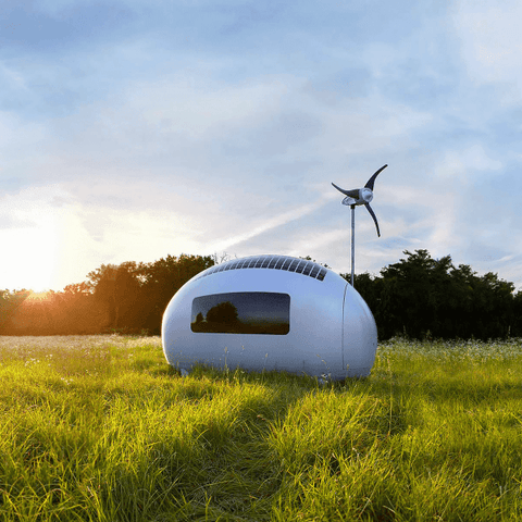 ECOCAPSULE-Micro Self-sustaining-home-gift-feed