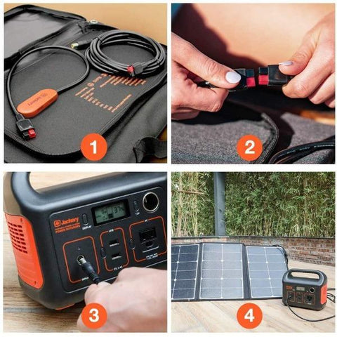 Folding-60W-Portable Solar-Room-with-USB-Output-GiftFeed