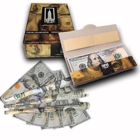 Organic-USD-100-Bill-Rolling-Papers-Gift-Feed