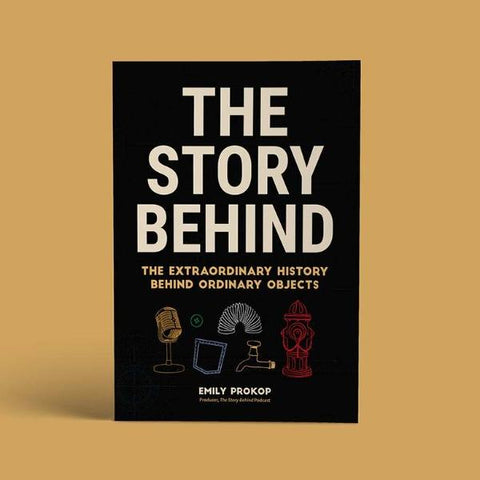 Story-Behind the Extraordinary-History-Behind-Ordinary-Objects-GiftFeed