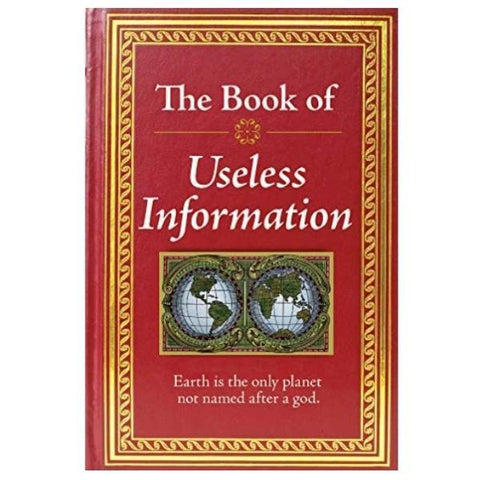 The-Book-of-Useless-Information
