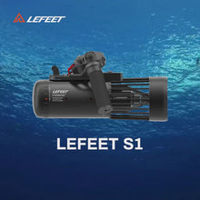Load and play video in Gallery viewer, LEFEET S1 The Most Powerful Customizable Sea Scooter