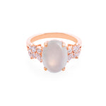 Jade and Marquise Diamond Ring - HN JEWELRY