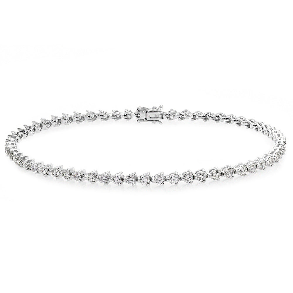 0.01ct_diamond_7_inch_bracelet_white_gold