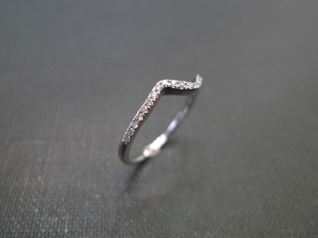 Thin Diamond Ring