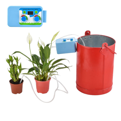LED Micro Automatic Plant Watering