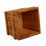 Wooden Box Fashion Plants