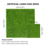 Artificial Grass Mat-1pcs