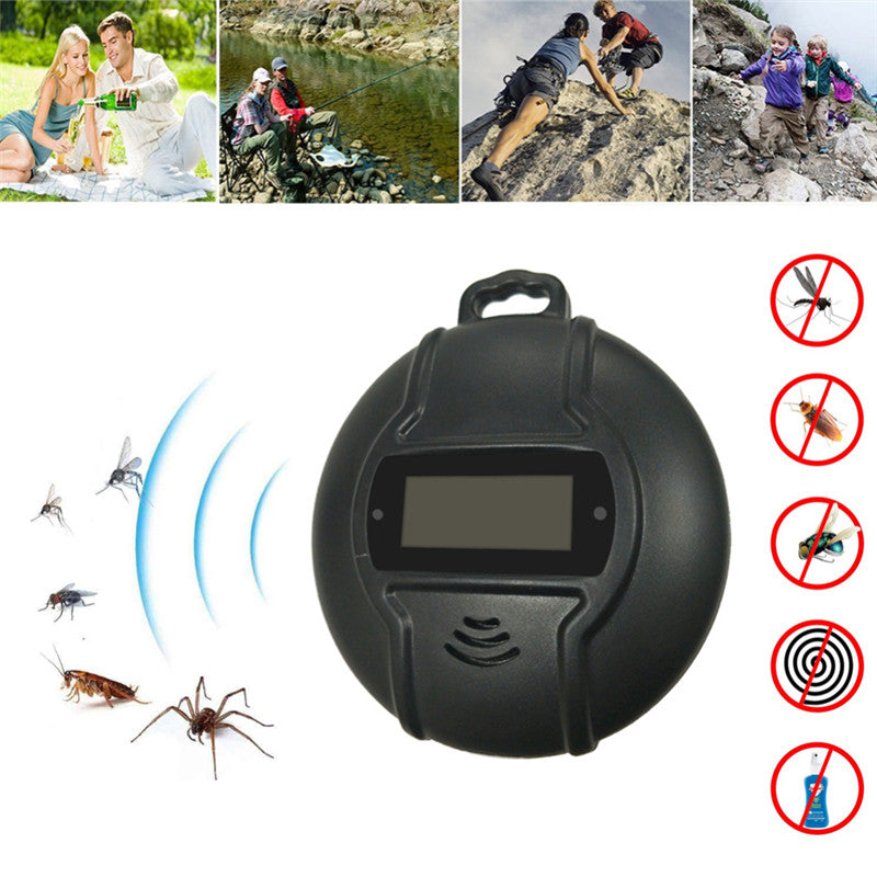 Outdoor Portable Electronic Repeller