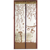 Prevent Insects Magnetic Curtain