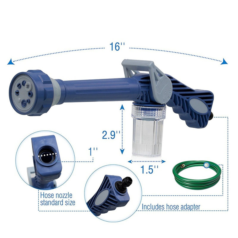 Spray Gun 8 In 1