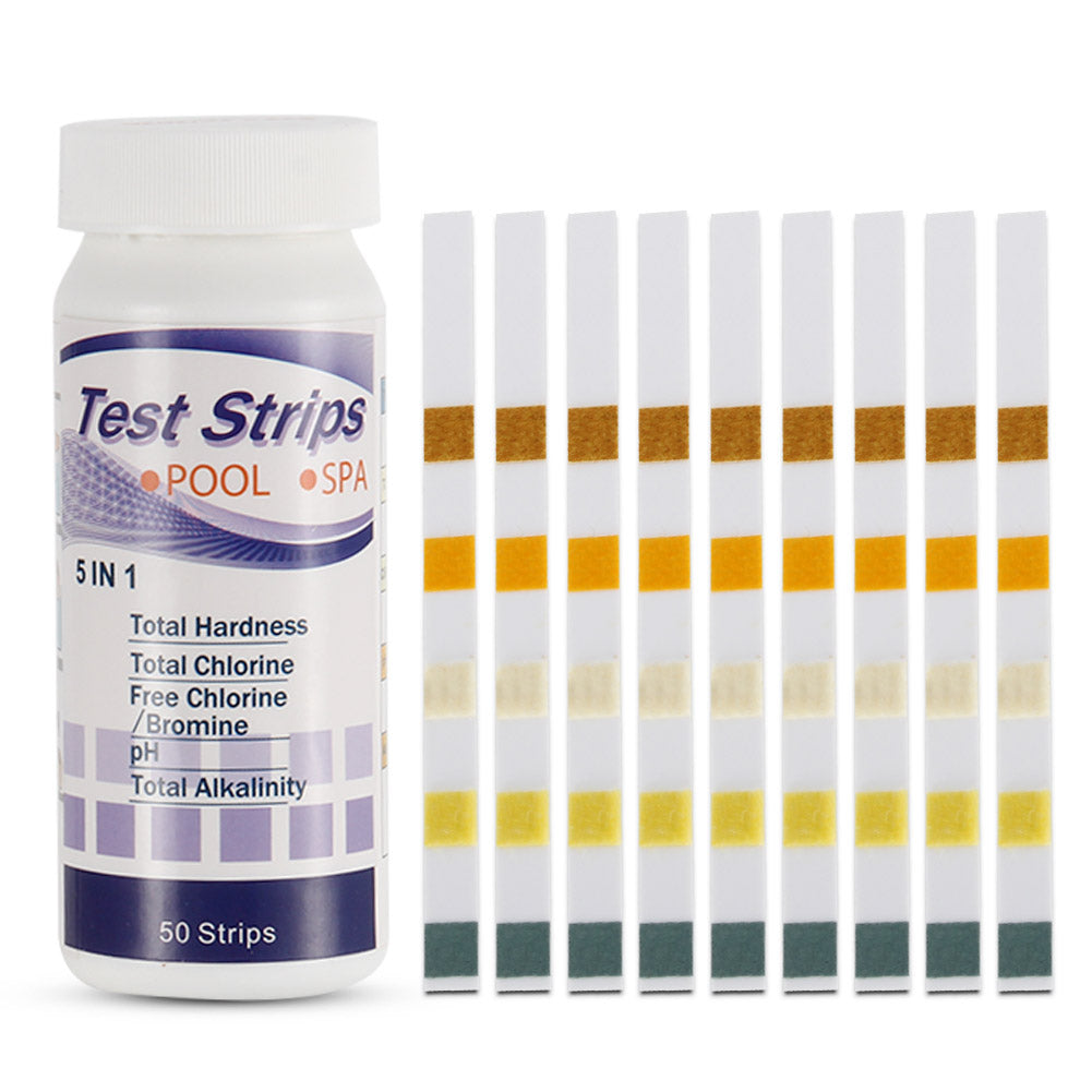 Water Test Strips-50 Pcs