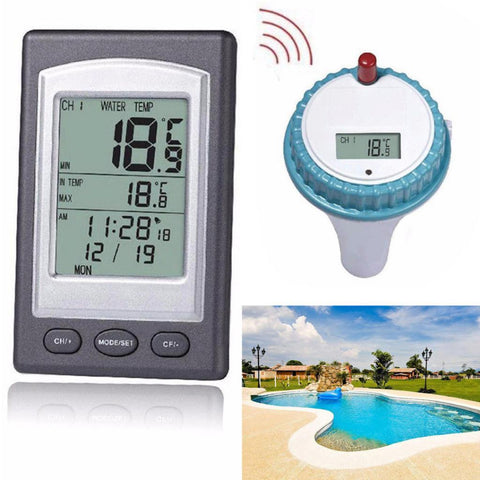 Wireless Digital Floating Thermometer