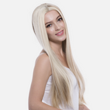Mixed Blonde Wig