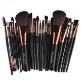 22pcs Makeup Brushes Powder