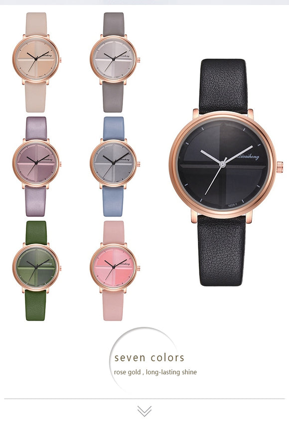 Simple Style Women Watches Small Fashion Quartz Ladies Watch