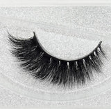 Eyelashes 3D Mink Lashes Handmade Full Strip Lashes Cruelty Free Luxury Mink Eyelashes Makeup Lash