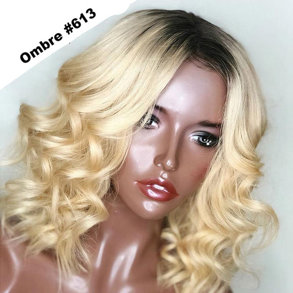 black ombre #613 color hair