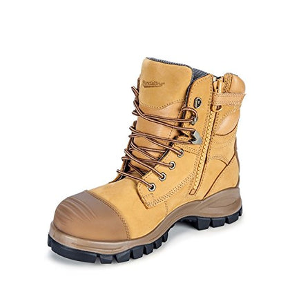 Blundstone 992 PUR- Saftey Boot 150mm Ankle Zip / Lace up