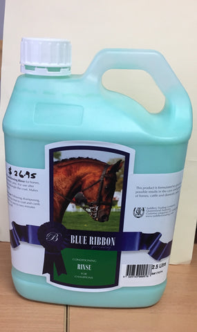 Conditioning Rinse for champions - 2.5 L