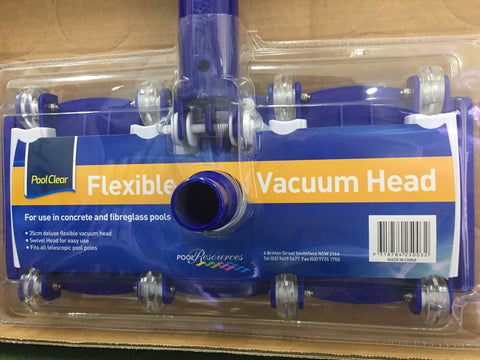 Flexible Vacuum Head
