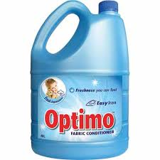 Optimo - Fabric Conditioner - 4 Ltrs