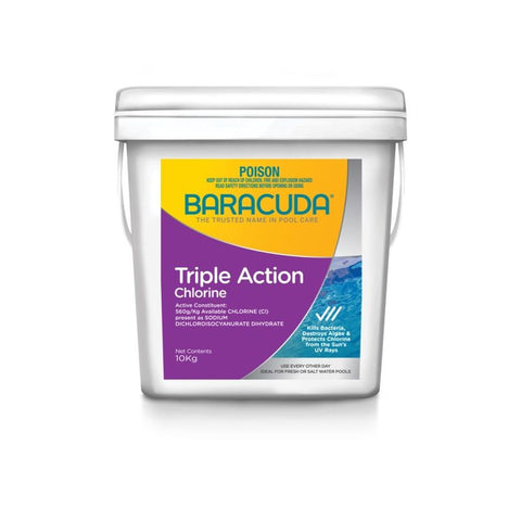 Triple Action Chlorine - 10Kg