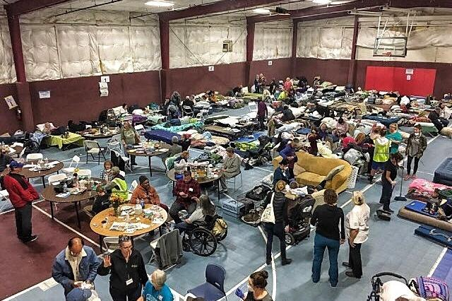 Nest Bedding helping those affected by the Camp Fire