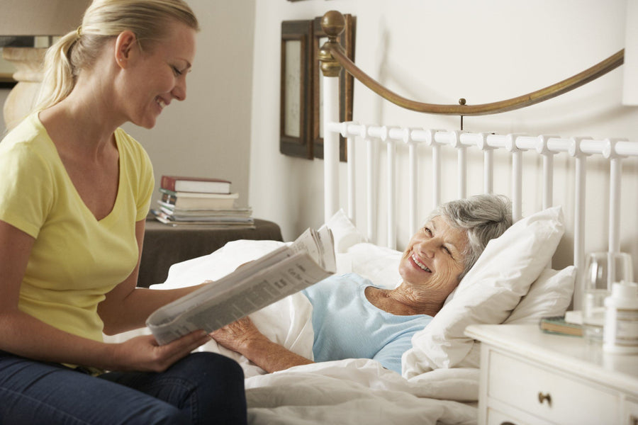 A Guide to Bedtime Comfort and Safety for Seniors