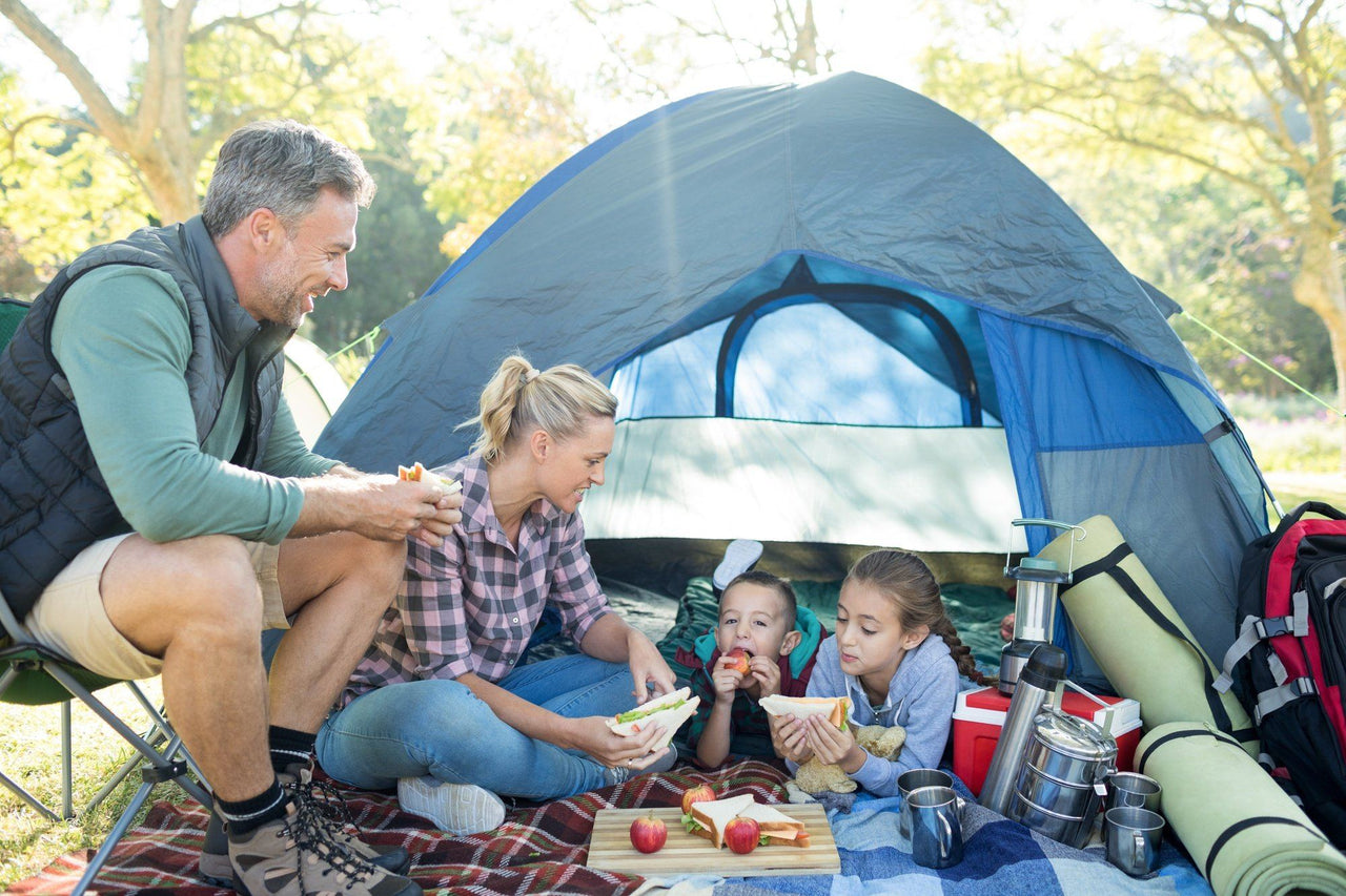 6 Essential Items You Need for Backyard Camping