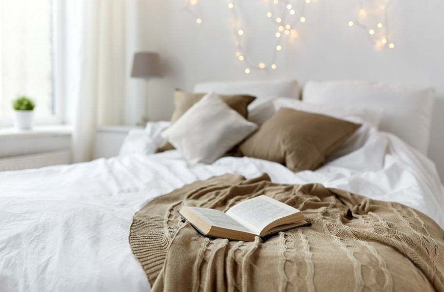 New Season, New Bedding: 8 Warm and Cozy Bedroom Ideas