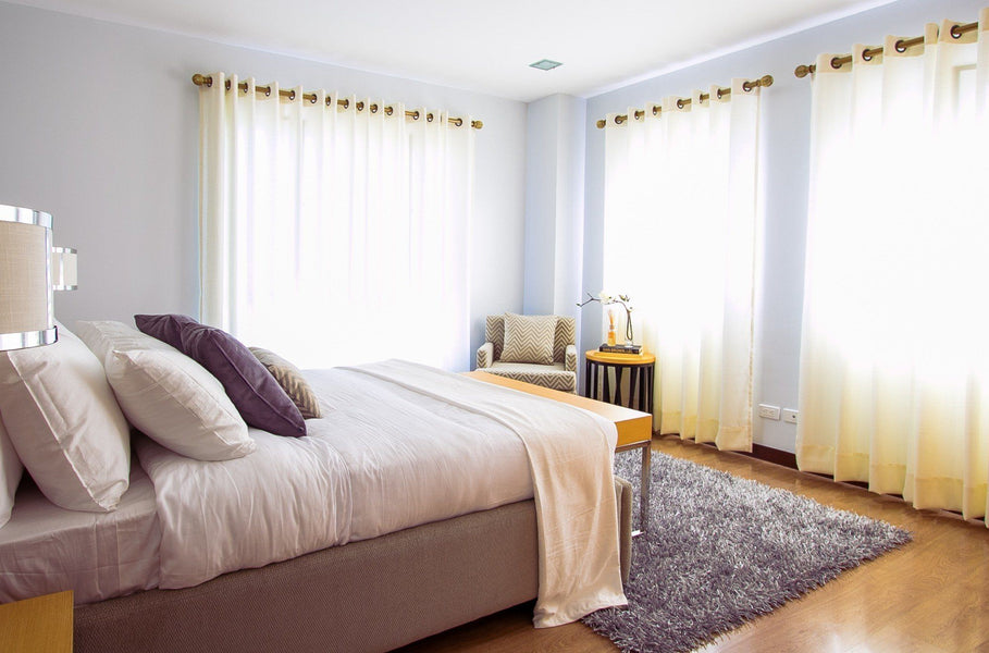 7 Suggested Bedroom Improvements for Valentines Day