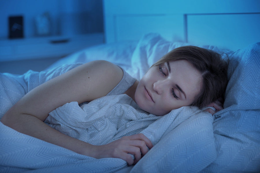 Increase Deep Sleep: How to Get Your Best Night's Sleep This National Sleep Awareness Week