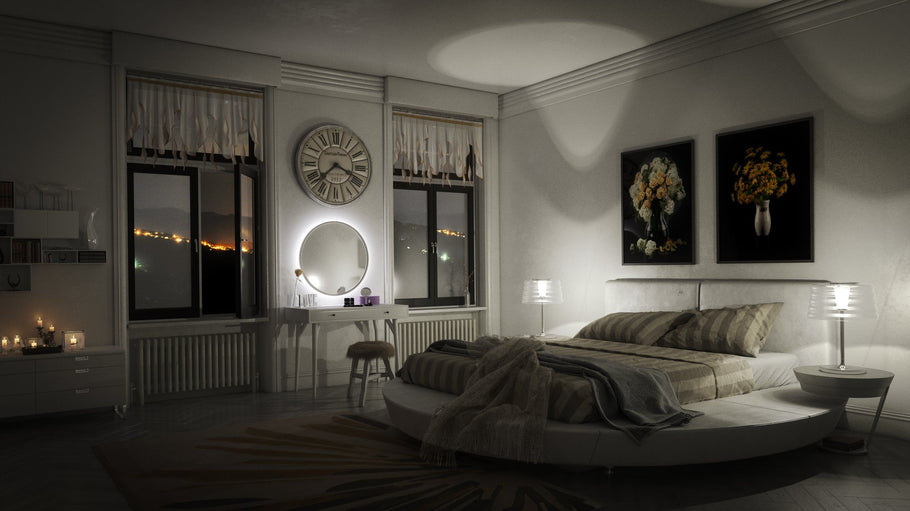 7 Tips to Make a Dark Bedroom Go Pitch Black for Deeper Sleep