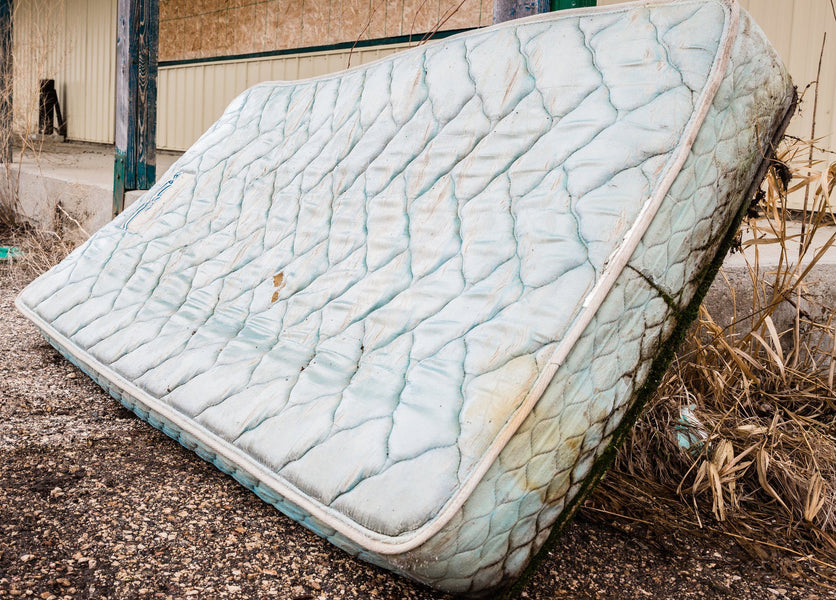 7 Things to Do With an Old Mattress Before Throwing it Out
