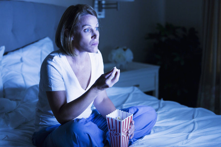 5 Ideas for What to Watch When You Can't Sleep