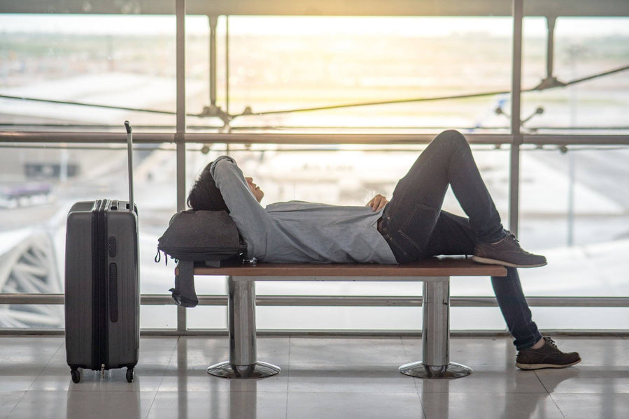 How to Get Quality Sleep in An Airport: A Survival Guide