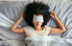 understanding your dreams under an eye mask