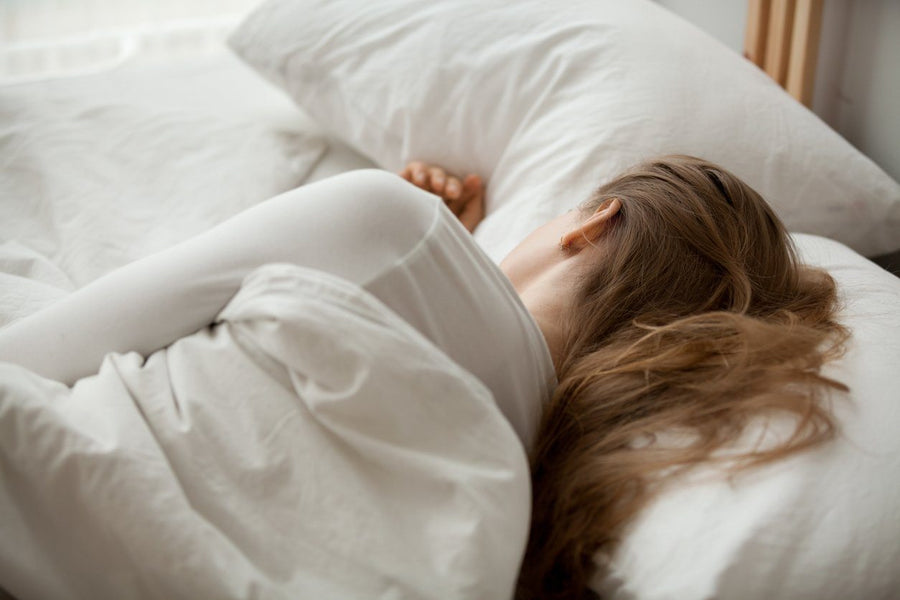 How to Sleep Comfortably When Your Spouse is Away from Home