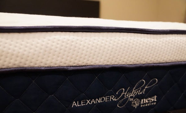 womenu0027s daily magazine tested many of the online mattresses and the alexander hybrid from nest bedding reigned supreme from customers to sports stars - Online Mattress Companies