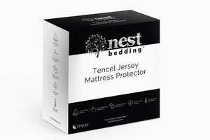 Nest Bedding® Tencel® Jersey Mattress Protector