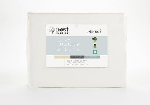 Nest Bedding® Organic Cotton Luxury Sheet Sets