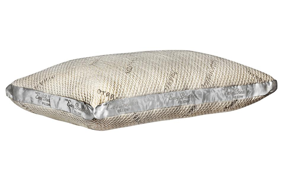 The Easy Breather Natural Pillow Adjustable