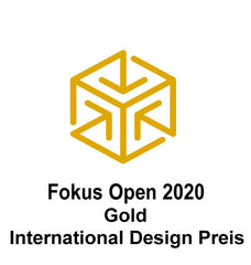 Fokus Open Design 2020 Gold
