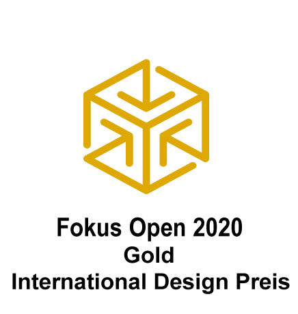 Papero Backpack Focus Open 2020 Gold