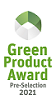 Green Product awards papero