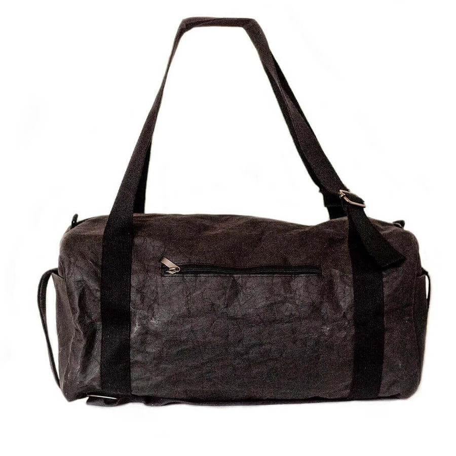 "Papero sports bag ""Panther"" made of Kraft vegan sustainable"